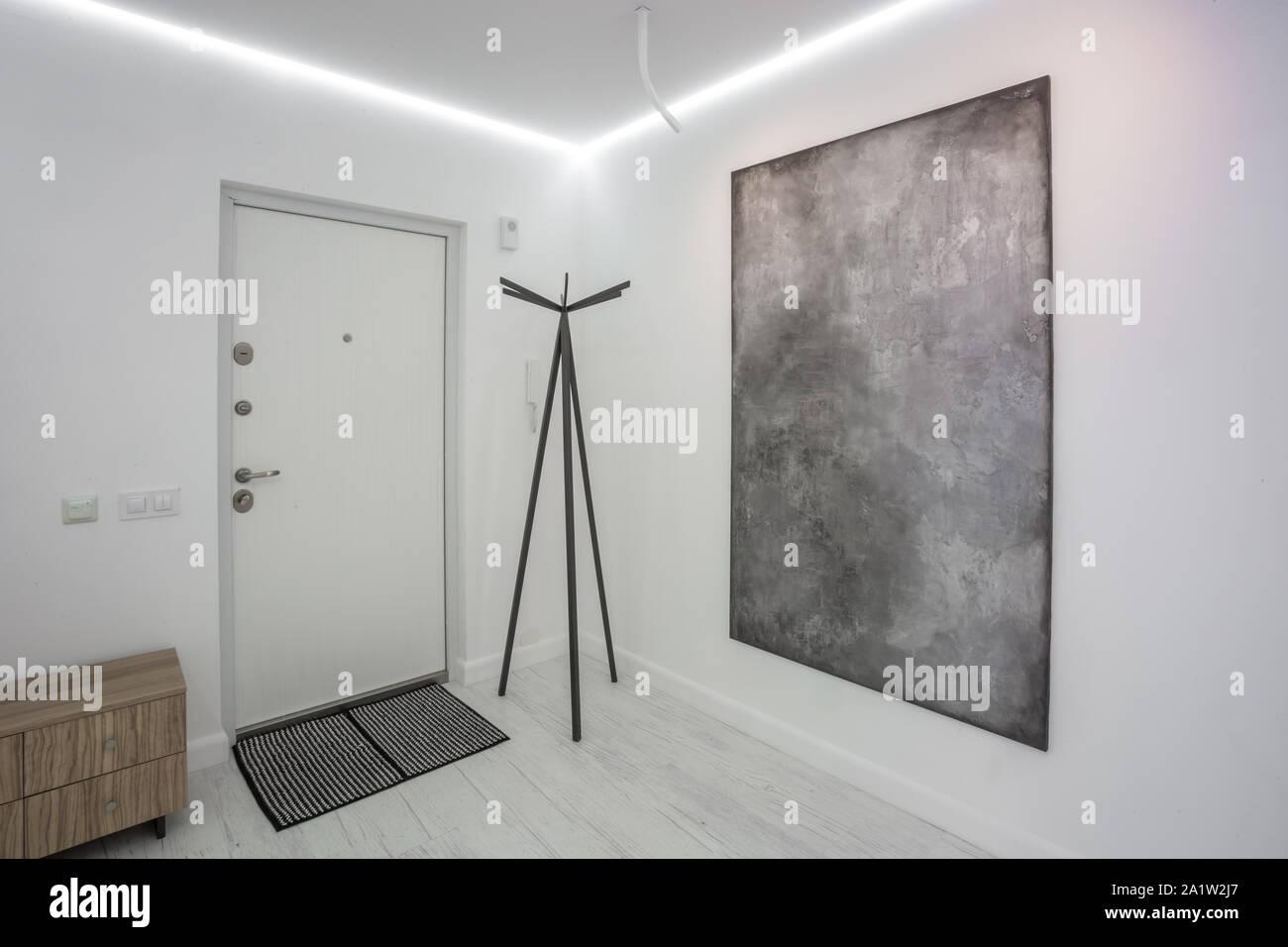 Hall D Entrée Moderne minsk, belarus - septembre 2019 : porte de hall d'entrée