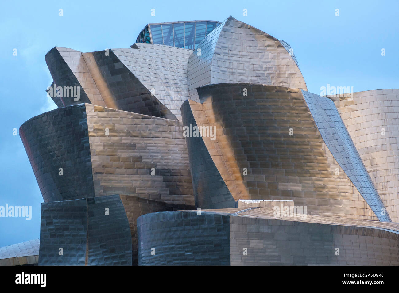 Musée Guggenheim de Bilbao, Espagne, Europe Banque D'Images