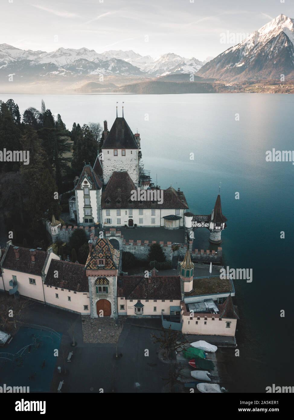 Suisse Banque D'Images