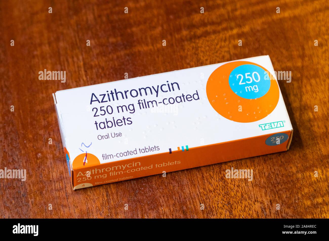 générique azithromycin 250mg drogues