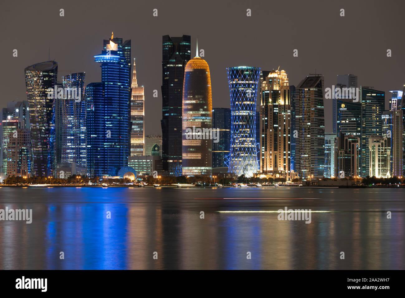 Mia Park Doha Banque d'image et photos   Alamy