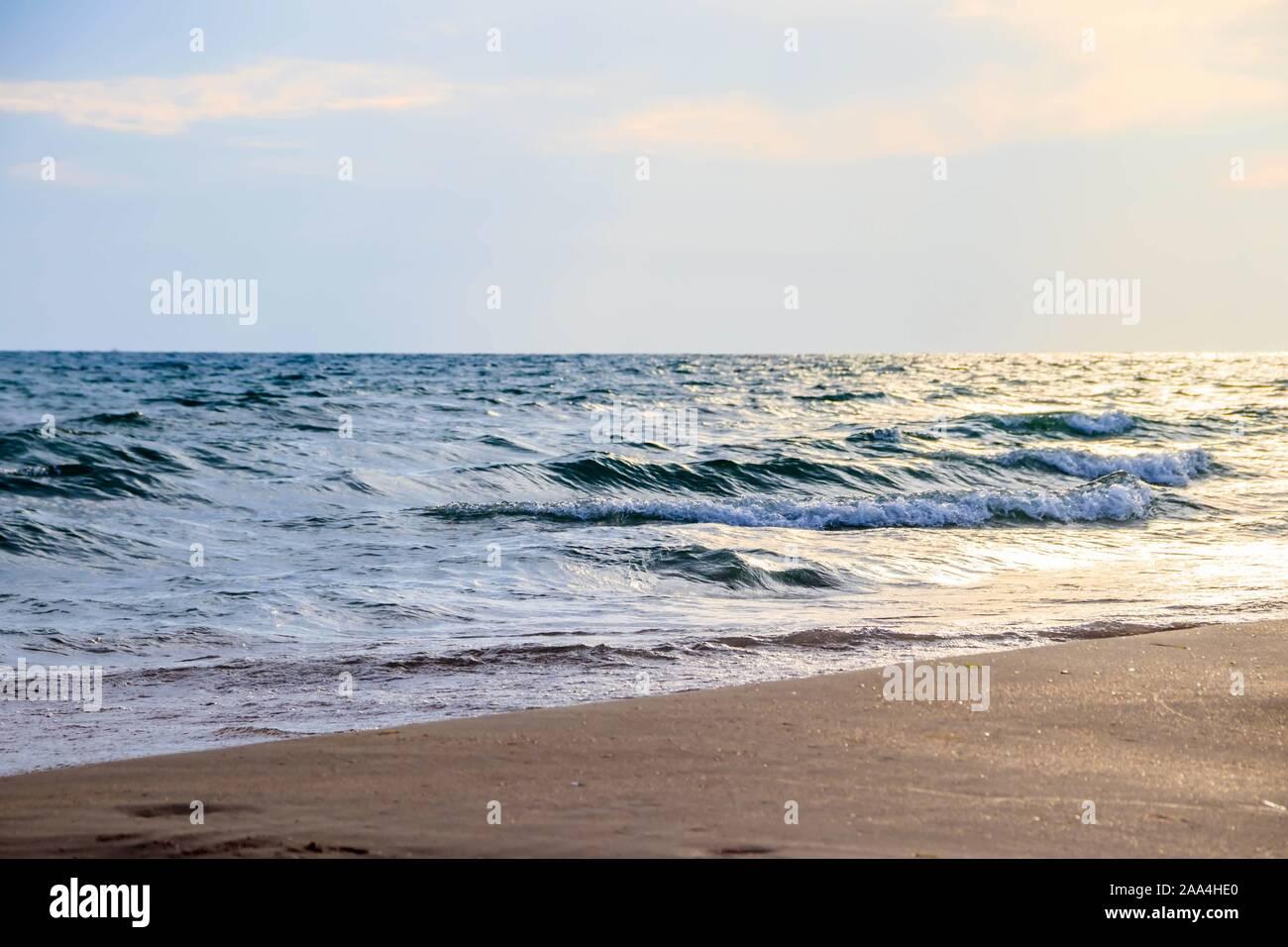 Mer . Voyage Banque D'Images