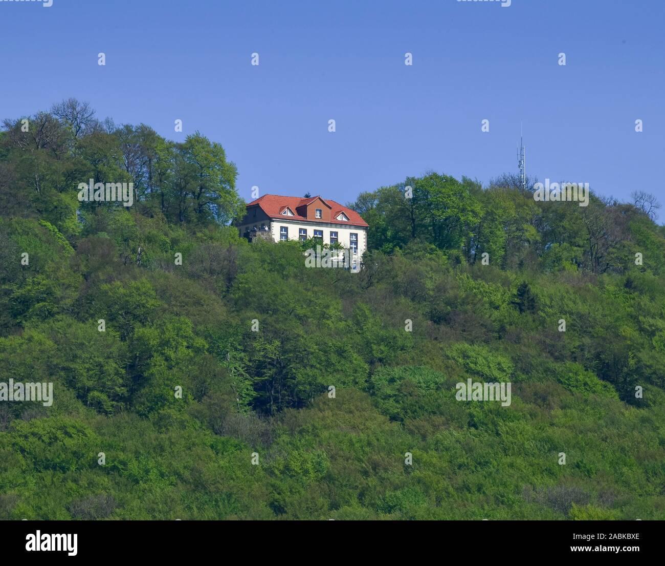 Paschenburg, Rinteln, Weserbergland, Niedersachsen, Deutschland Banque D'Images