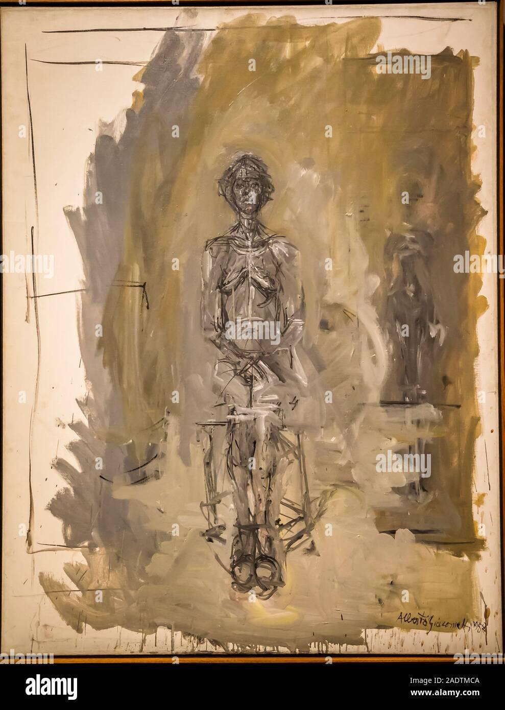 Alberto Giacometti Banque D Image Et Photos Alamy