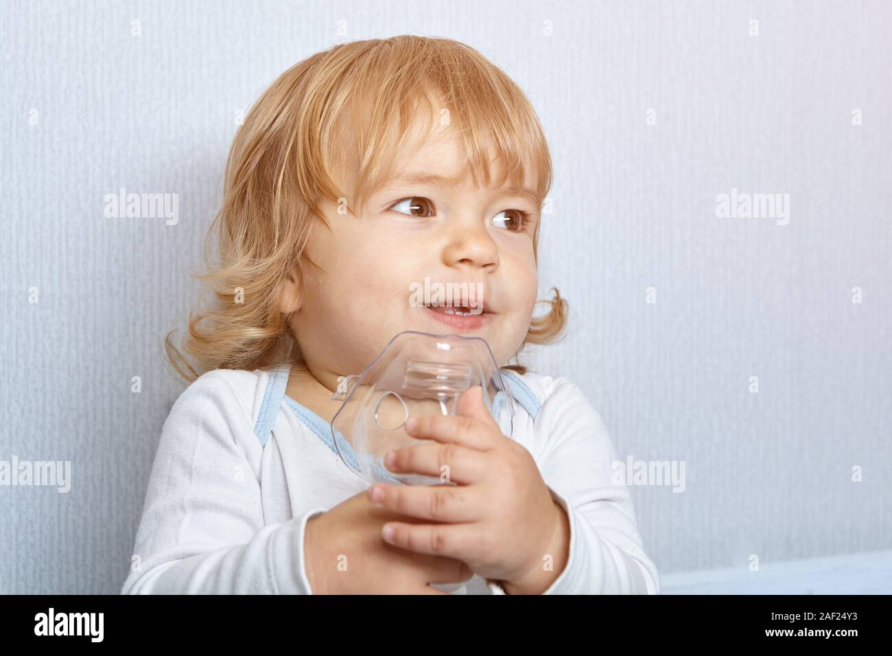 masque respiratoire bebe