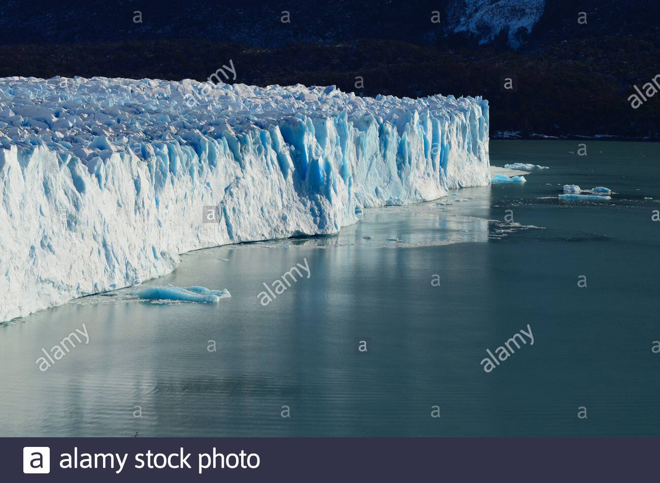 Le réchauffement climatique Banque D'Images