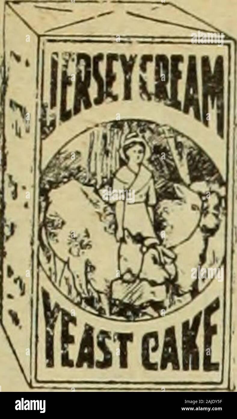 Le quincaillier (Juillet-Decembre 1905) . LE PHÉNIX OOURANT 41 Chocolat Sucri Diamant. Dtsei 6 lb, 12 k la CST, je pqts lb. 12 Tsei 23lbs, 6 a la CST, je pqts lb. 23 LUMSDEN BROS.Toronto et Hamilton La Levure pressee Crème Jersey Labte en palettes, 36 mor- ceaux. de 5c, 1,00 FRANK MAGOR & CO. ou orge Brevet Robinsons Montréal gruau. La douz. Ide Tinsi 1 lb 2,25 $ de boîtes je lb 1-25 Moutarde Colman ou Keen D. S. P. tin® i lb 1,40 D. S. F. je tins lb 2,50 D. S. F. tins 1 lb 5,00 F. D. Je tins lb 85 F. D. tins i lb 1.46 La Jarre Jarres, Durham 4 lbs.Durbam Jarres, 1 lb. E. D. MARCEAUMONTREAL cafés. .75. Banque D'Images