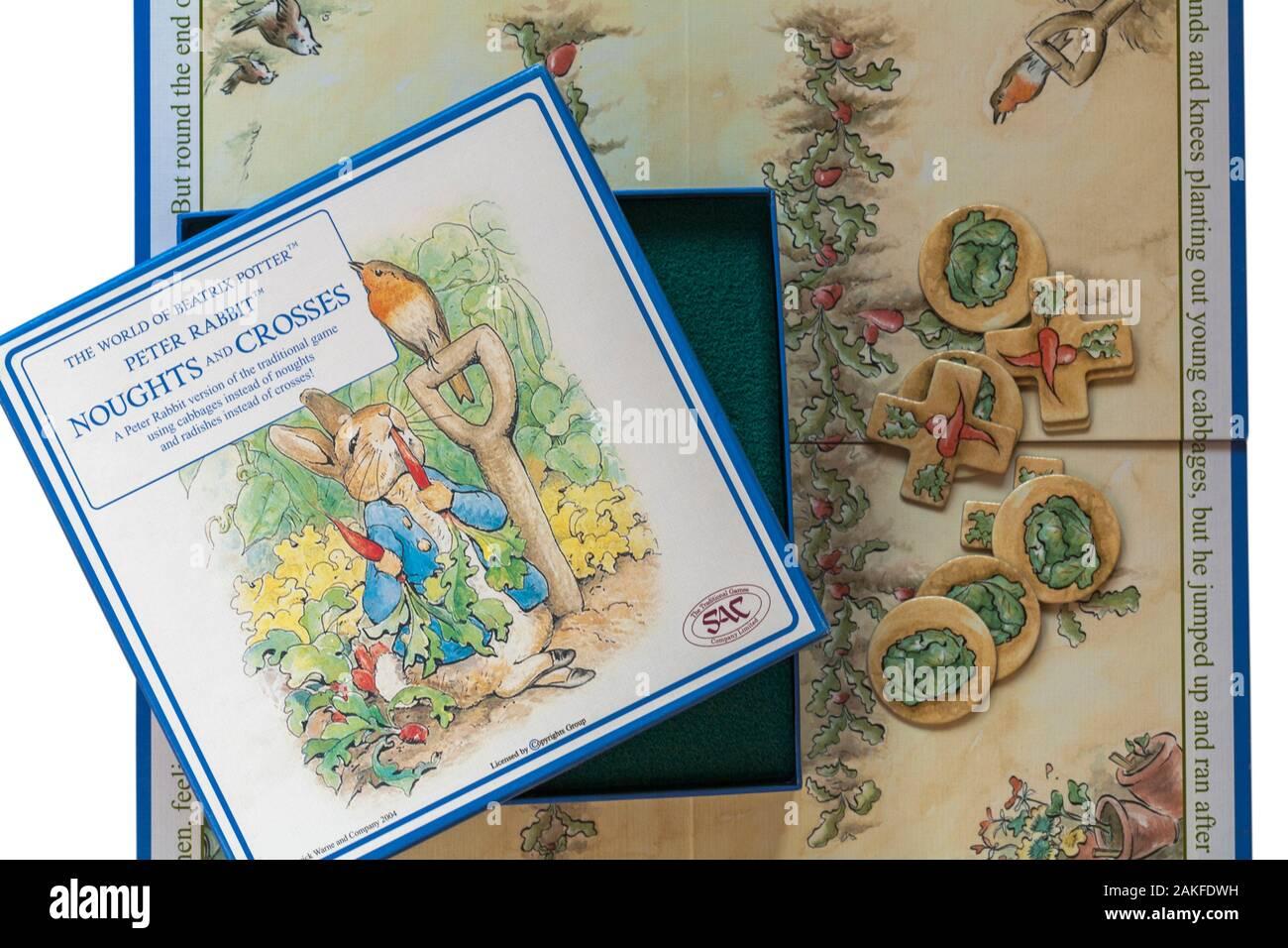Personnalisé Bébé Couverture Beatrix Potter Flopsy ou Jemima Puddleduck Rose//Crème