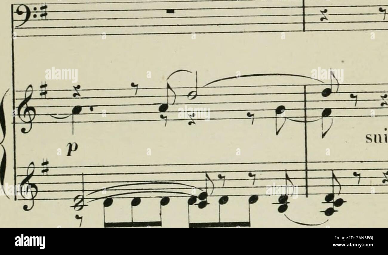 Phryné; opéra-comique en deux actesPoème de LAugé de LassusPartition chant et piano, réduite par l'auteur, avec un dessin de FMarcotte . W i» »—W—^ ir: F S i-2 i3o P prix! P P pris ? J •; 1 », ^ f iii 1 Q -i) êp ^^ 1 •; K- -m—m—W IeÊ •7 :: 7 ^ i^^5 f r f p ? R r rTTT^ DICEPMILK (fils reprenants s.-ing-tVod ) ^ ^^^^. ^^^^^^ Phryné, ces _ sez ce ba.di . na . ge ; smvez -v-^ i PHKYNE A tempo (avec surpllis) ^^^^^^^^^^^^^ > B p f ^ ^^ M Votis vous en plait H vous me fait jouer un f à cheux . Banque D'Images
