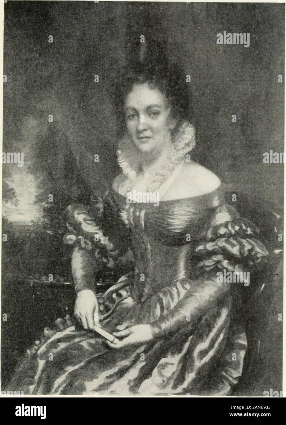 Chroniques d'un pioneer school de 1792 à 1833 [ressource électronique]: en cours de l'histoire de Mlle Sarah Pierce et son école Litchfield . le ^10- dépenses scolaires ^^ 10 $, taxe d'exposition.42m12^ 10N54iReceived de Mme H. Grant looocl 93 1-51 en raison de paiement Reed L. E. Brace Litchfield Avril 19j'^ 1831signé par Mme corset. New York, le mardi 27 mai, Jany (1831, 32 ou 33.) ma chère Mademoiselle Pierce: votre gentillesse et celle de toute votre famille vers moi et minelast l'été, m'incite à penser une lettre de moi ne serait pas beunacceptable. Je pense souvent avec satisfaction de la calme, et j'pleasanttime sain p Banque D'Images