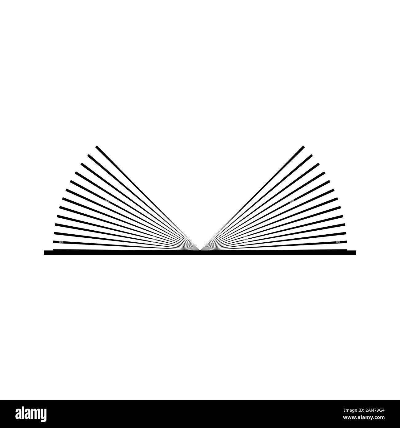 Logo unique qui peut aider votre entreprise à grandi Illustration de Vecteur