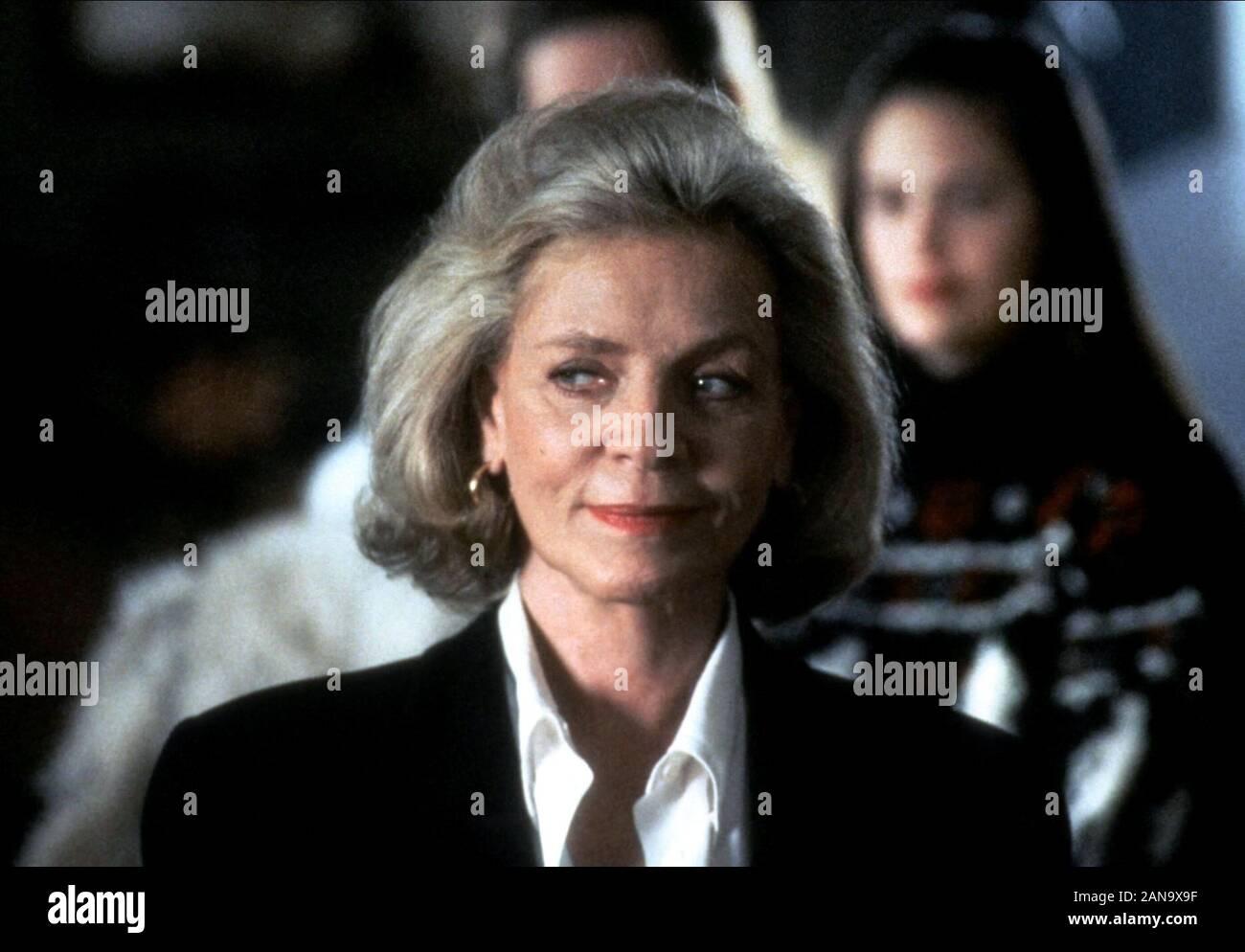 LAUREN BACALL, TOUT CE QUE JE VEUX POUR NOËL, 1991 Banque D'Images