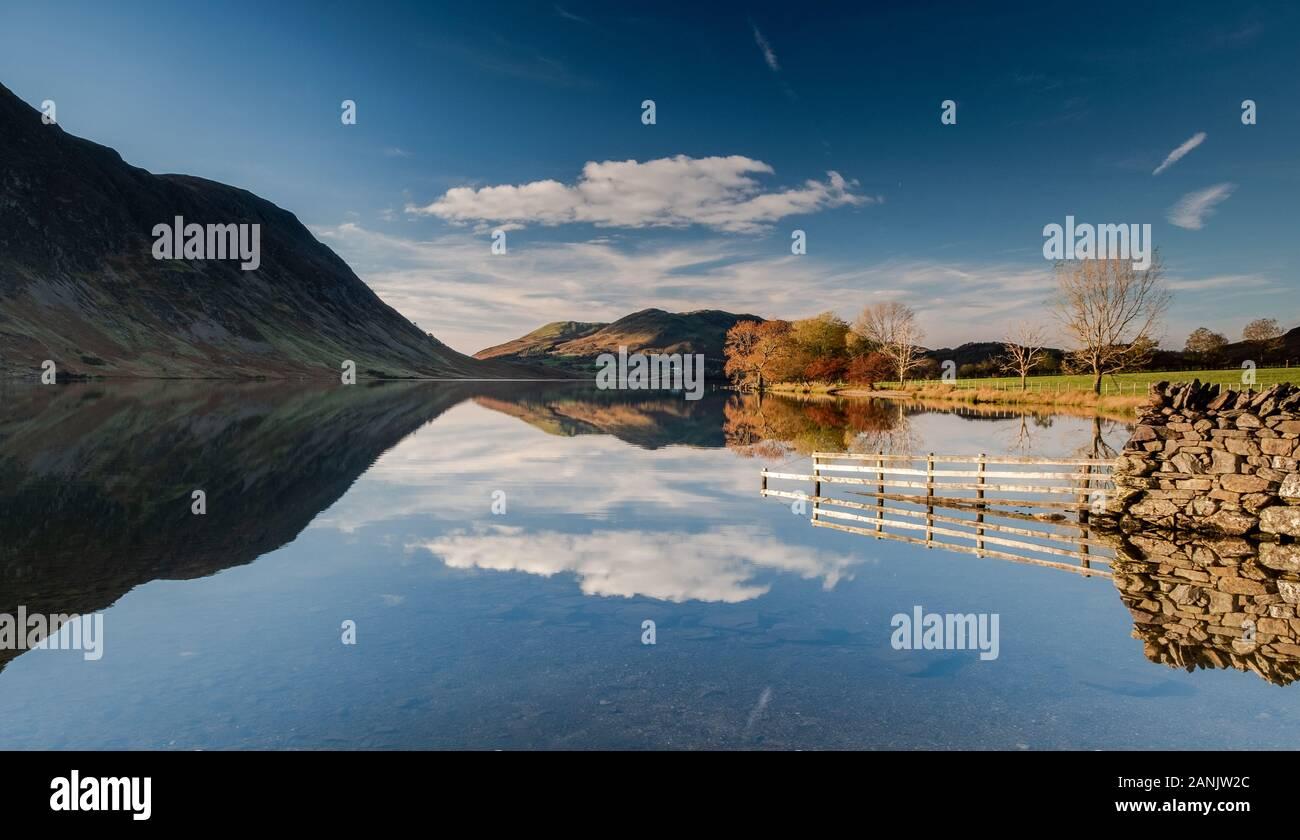 Image De Lake District Banque D'Images