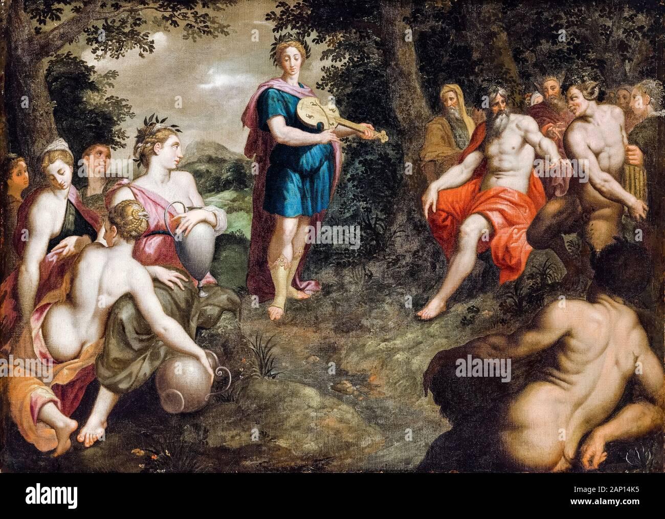 Peinture Manieriste Flamande Banque D Image Et Photos Alamy