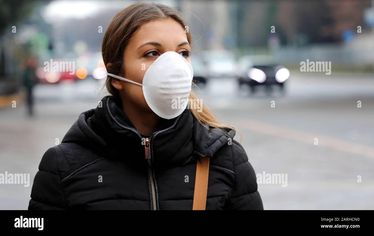 masque facial grippe