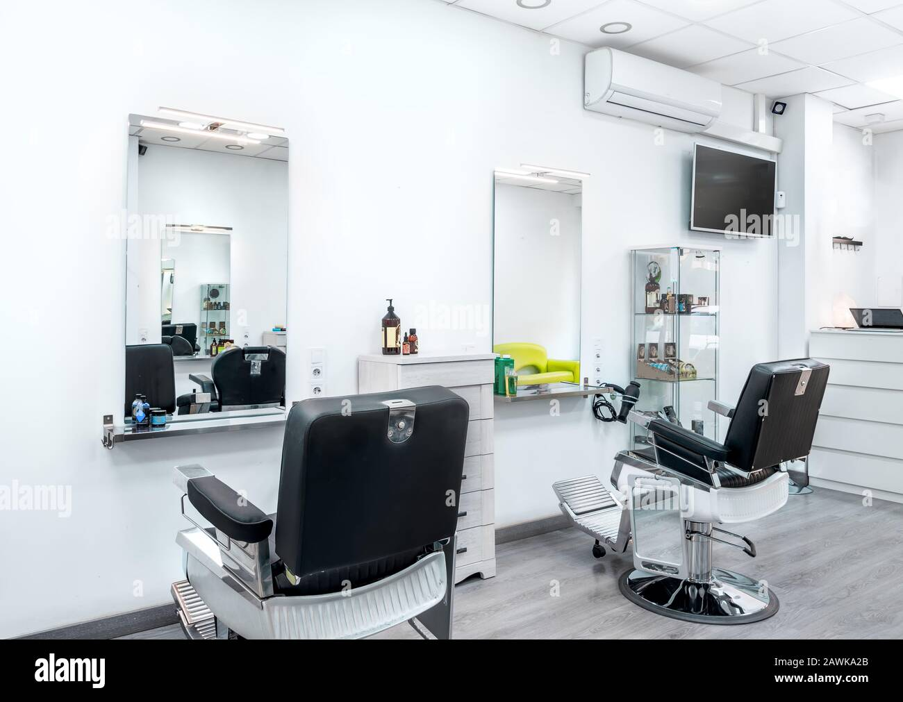 Salon De Luxe Noir Et Blanc interior luxury beauty salon photos & interior luxury beauty