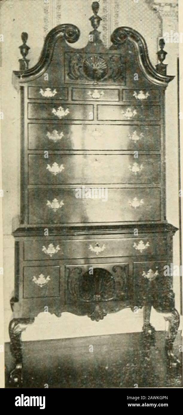 Dresser Une Table À L Anglaise philadelphia chippendale photos & philadelphia chippendale