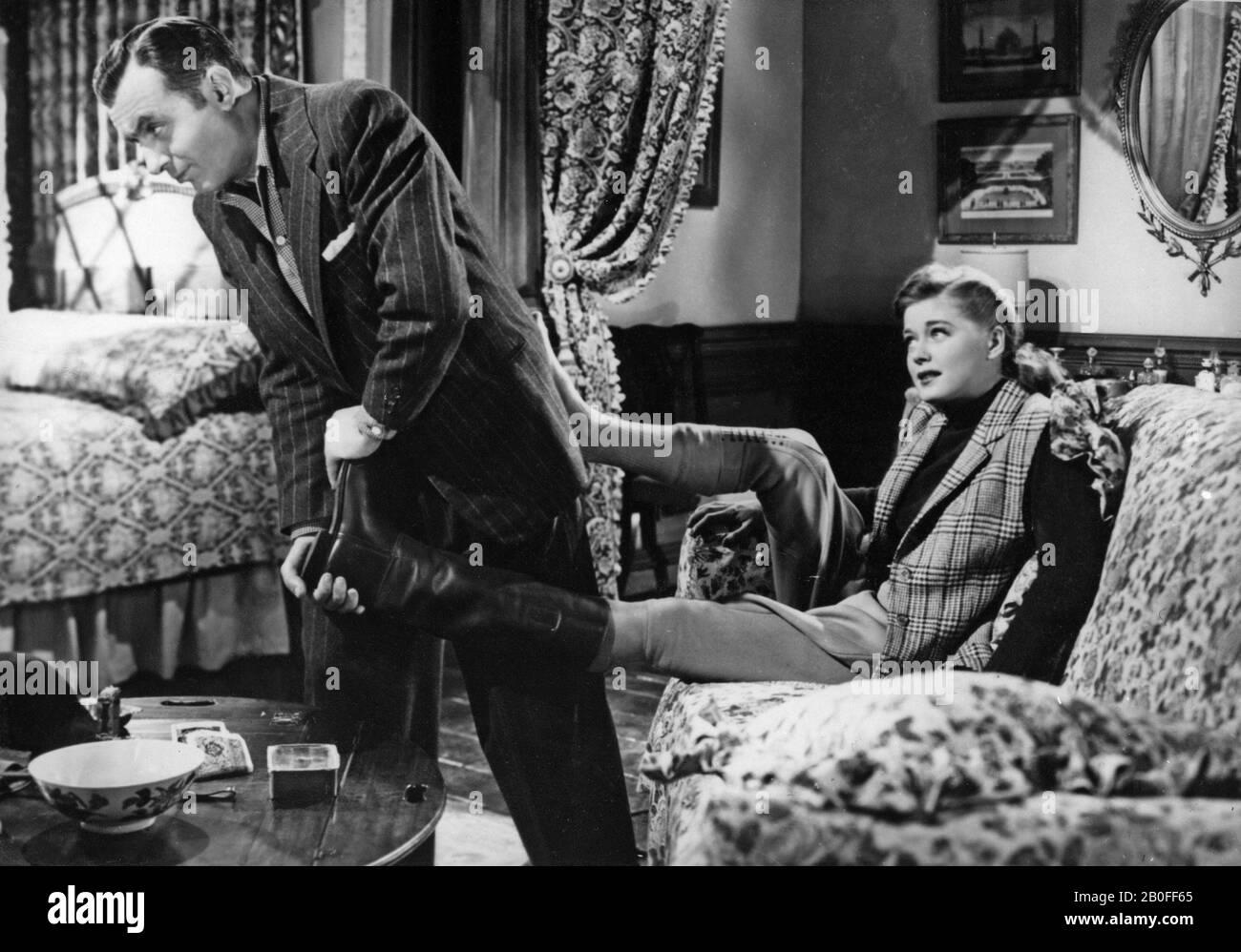 Cluny Brown Année : 1946 Usa Directeur : Ernst Lubitsch Charles Boyer, Helen Walker Banque D'Images