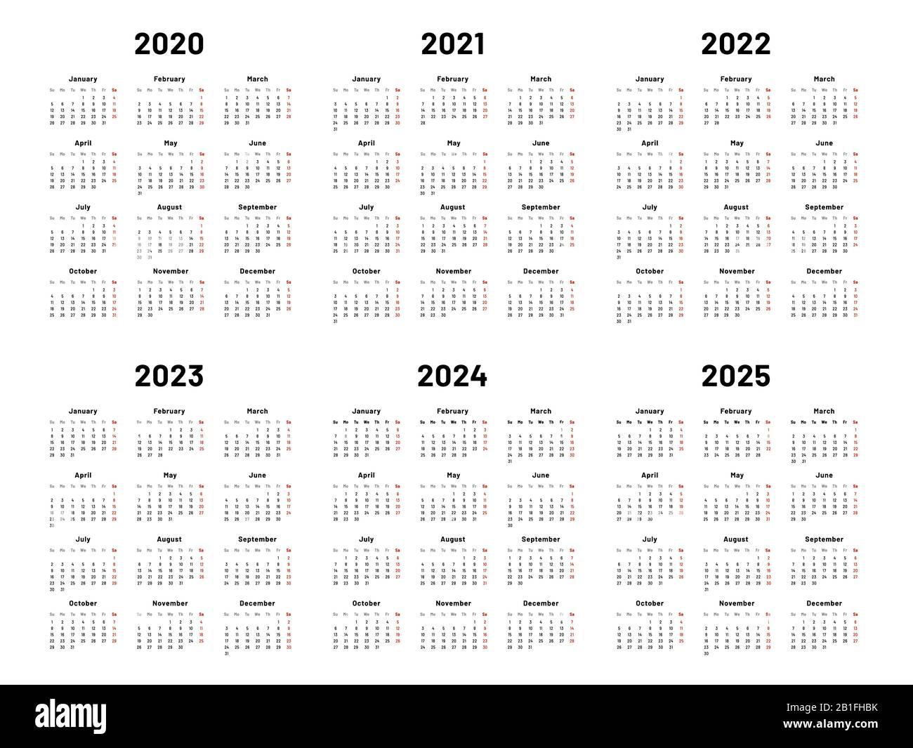 Calendrier Annuel 2022 2023 Grille du calendrier. calendriers annuels 2020 2021 et 2022. 2023