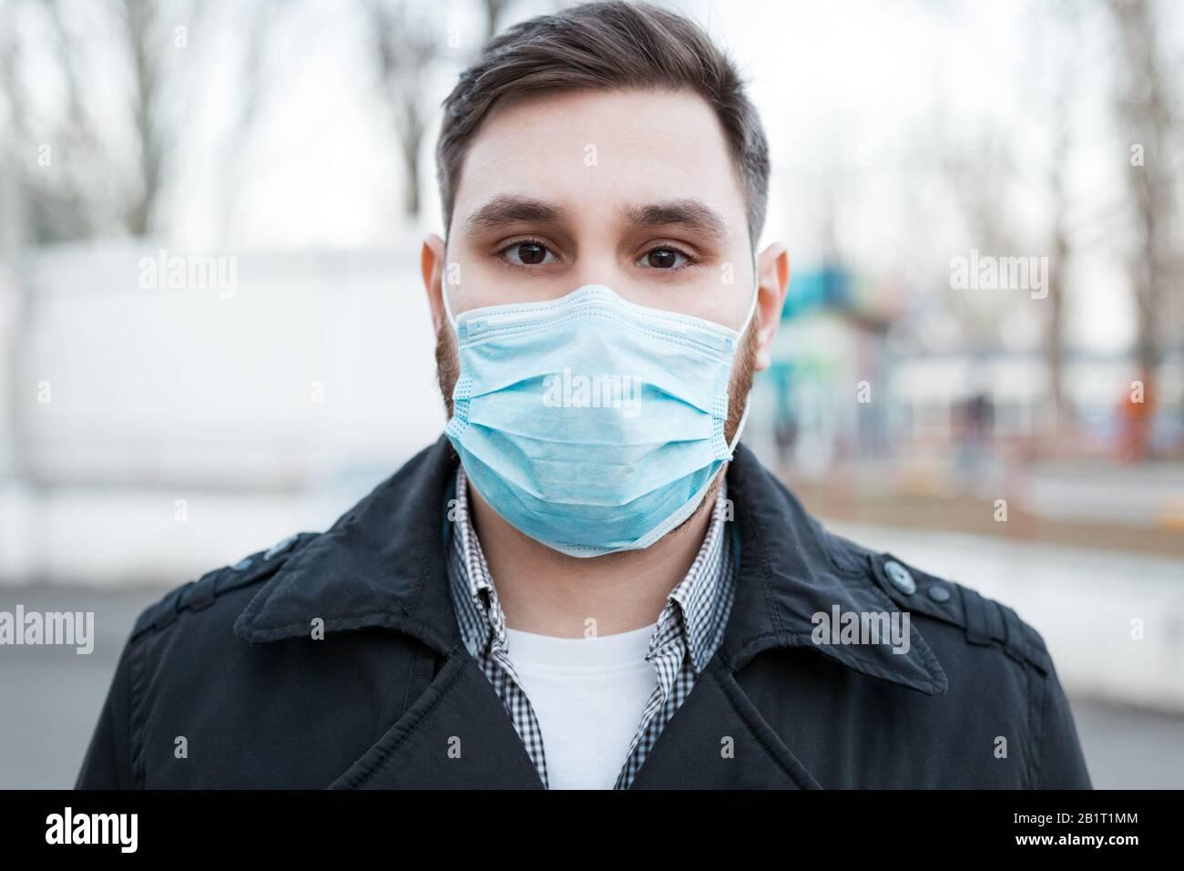 masque respiratoire hygienique