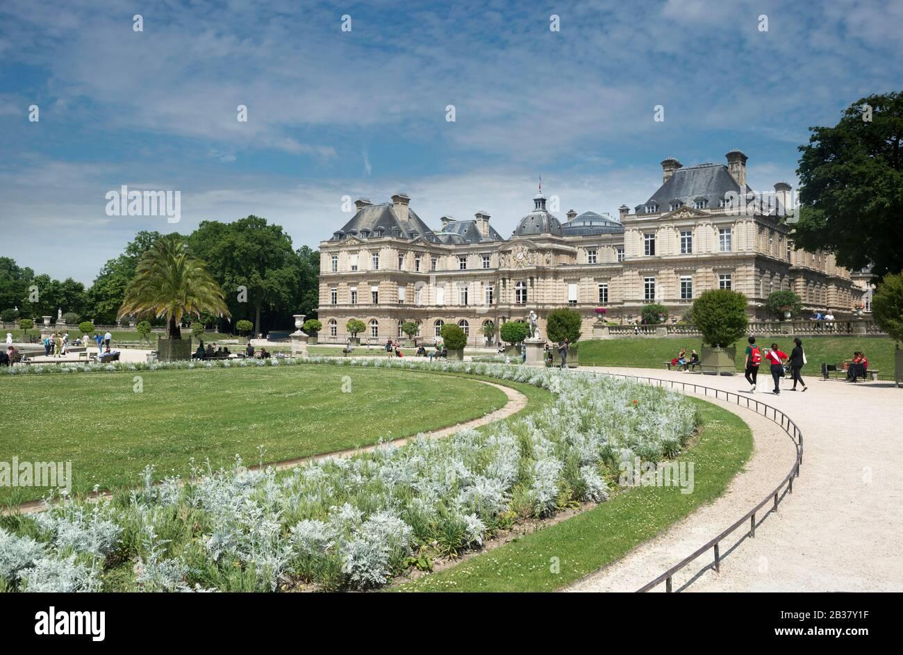 Palais Et Jardin De Luxembourg Photos Palais Et Jardin De
