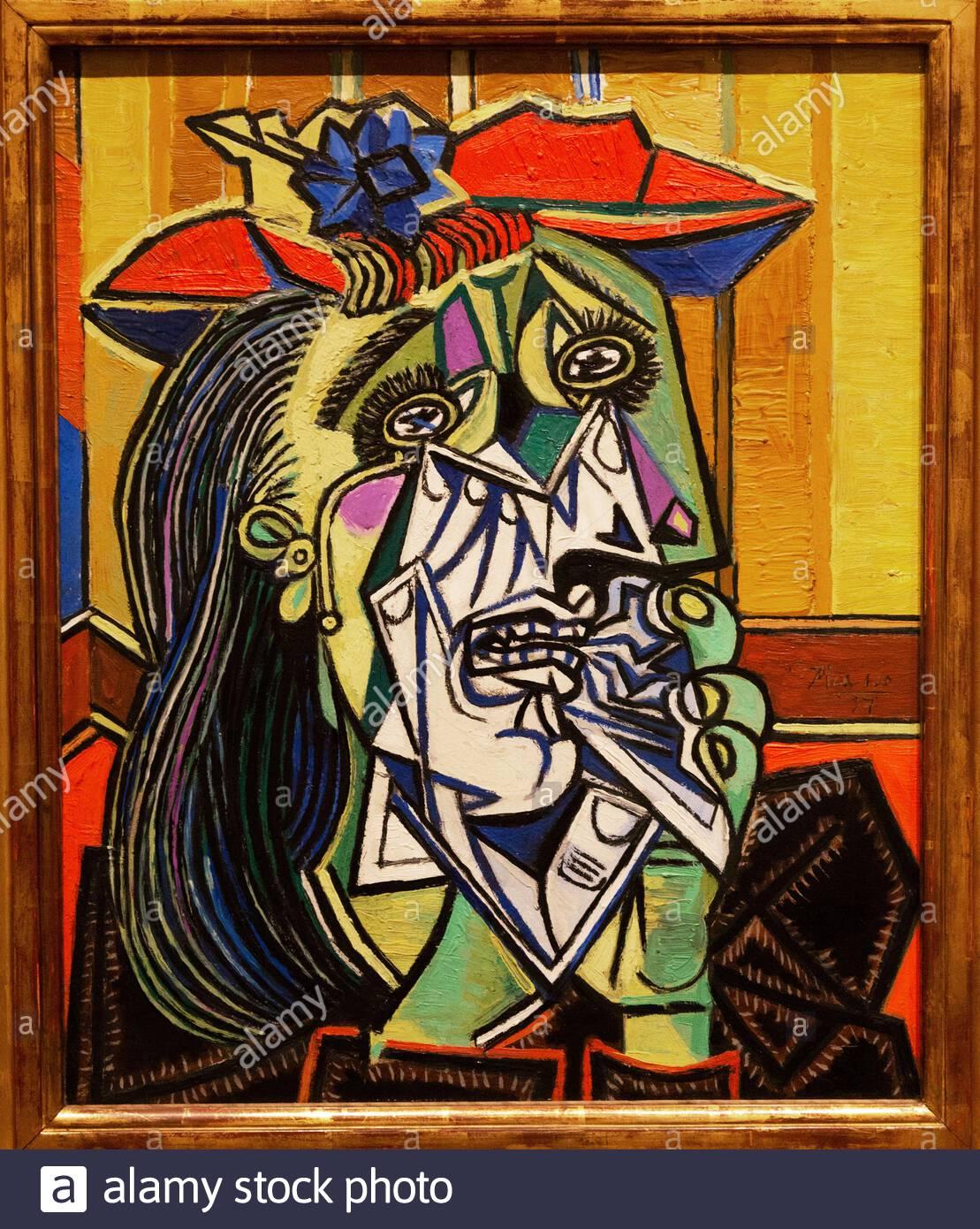 Picasso Painting Banque D Image Et Photos Alamy