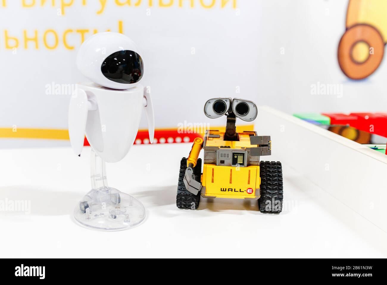 Wall E Robot Photos Wall E Robot Images Alamy