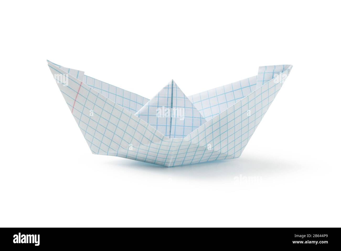 Origami Ship Banque D Image Et Photos Alamy