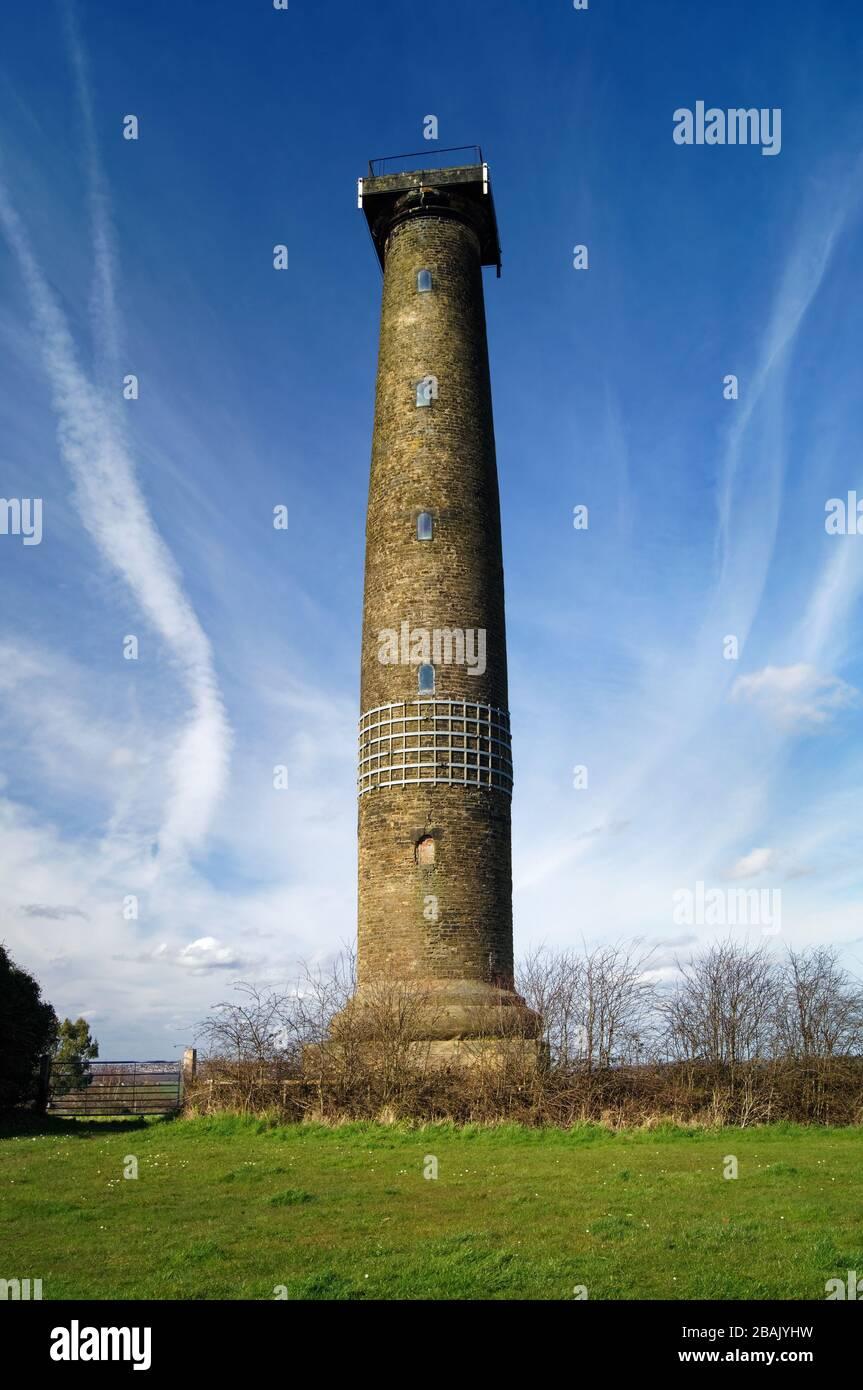 Royaume-Uni, Yorkshire du Sud, Rotherham, Keppel's Column Banque D'Images