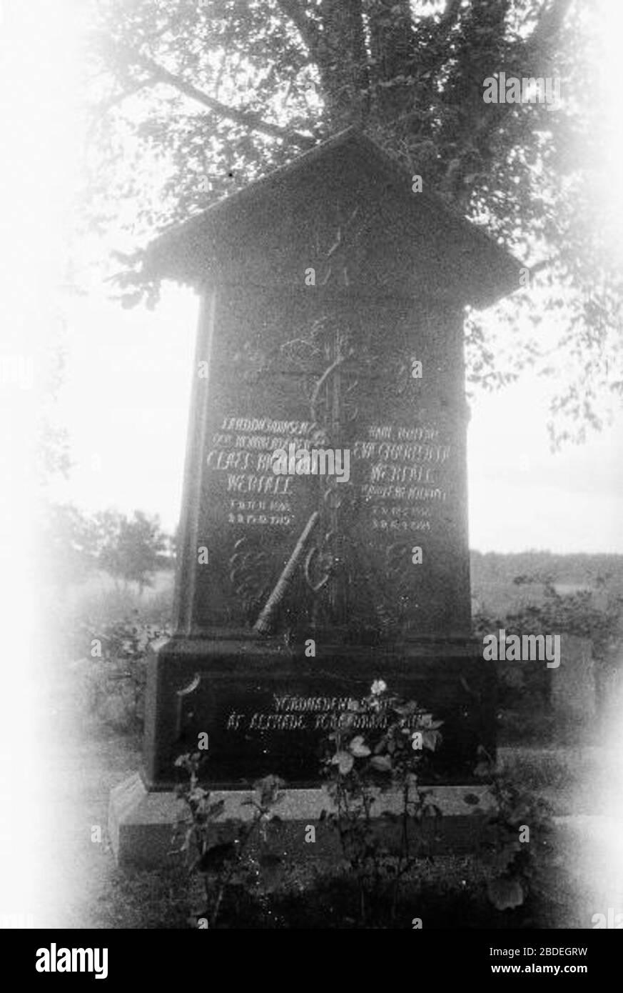 Grdens gravar - Stiftelsen Kulturmiljvrd