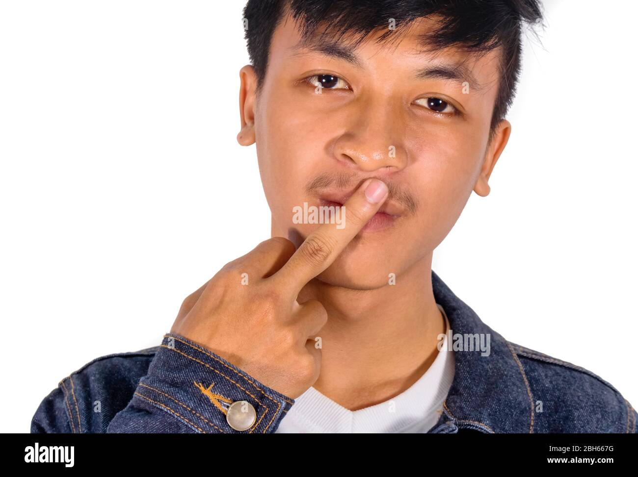 Fingers In Mouth Gay
