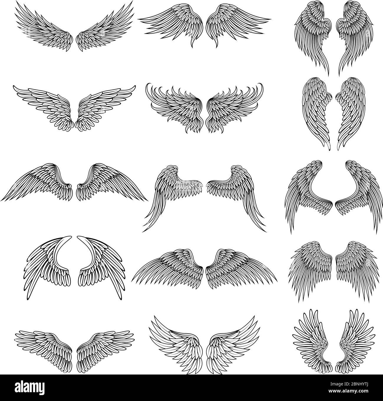 Angel Tattoo Banque D Image Et Photos Alamy
