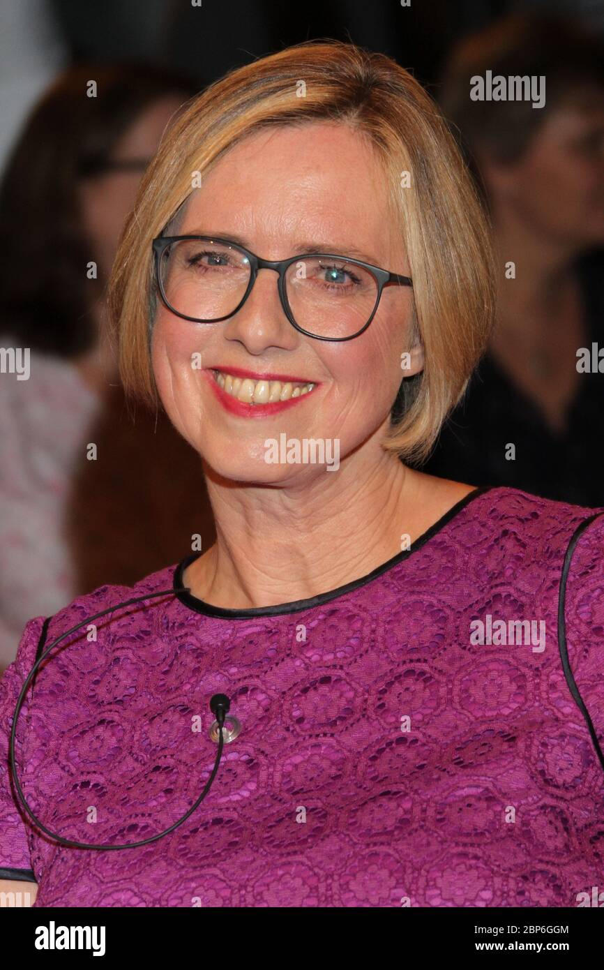 Ursula Ott,Lanz,11.06.2019 Banque D'Images