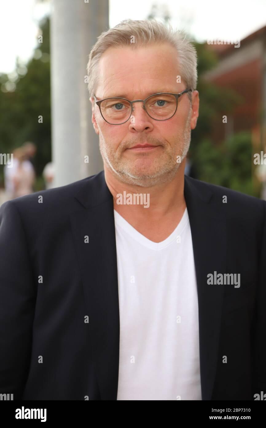 Axel Buchholz,3000 épisodes Red Roses,Castanea Forum,Lüneburg,10.08.2019 Banque D'Images