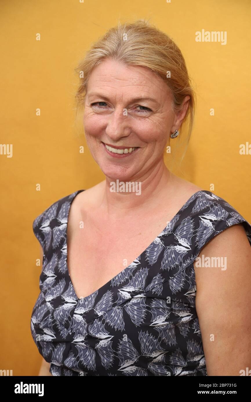 Christine Wilhelmi,3000 épisodes Red Roses,Castanea Forum,Lüneburg,10.08.2019 Banque D'Images