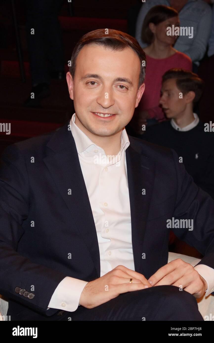 Paul Ziemiak Banque D'Images
