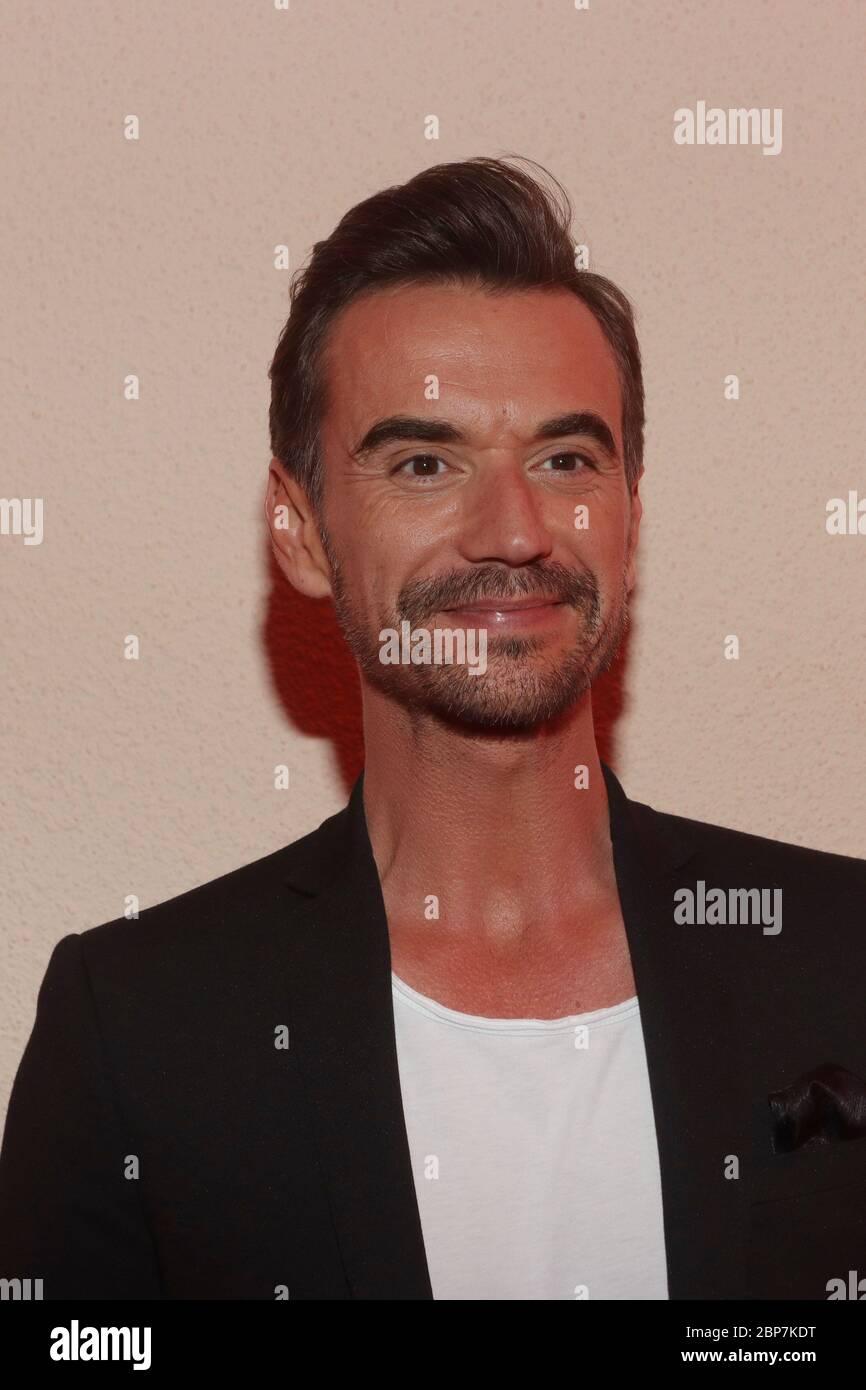 Florian Silbereisen Banque D'Images