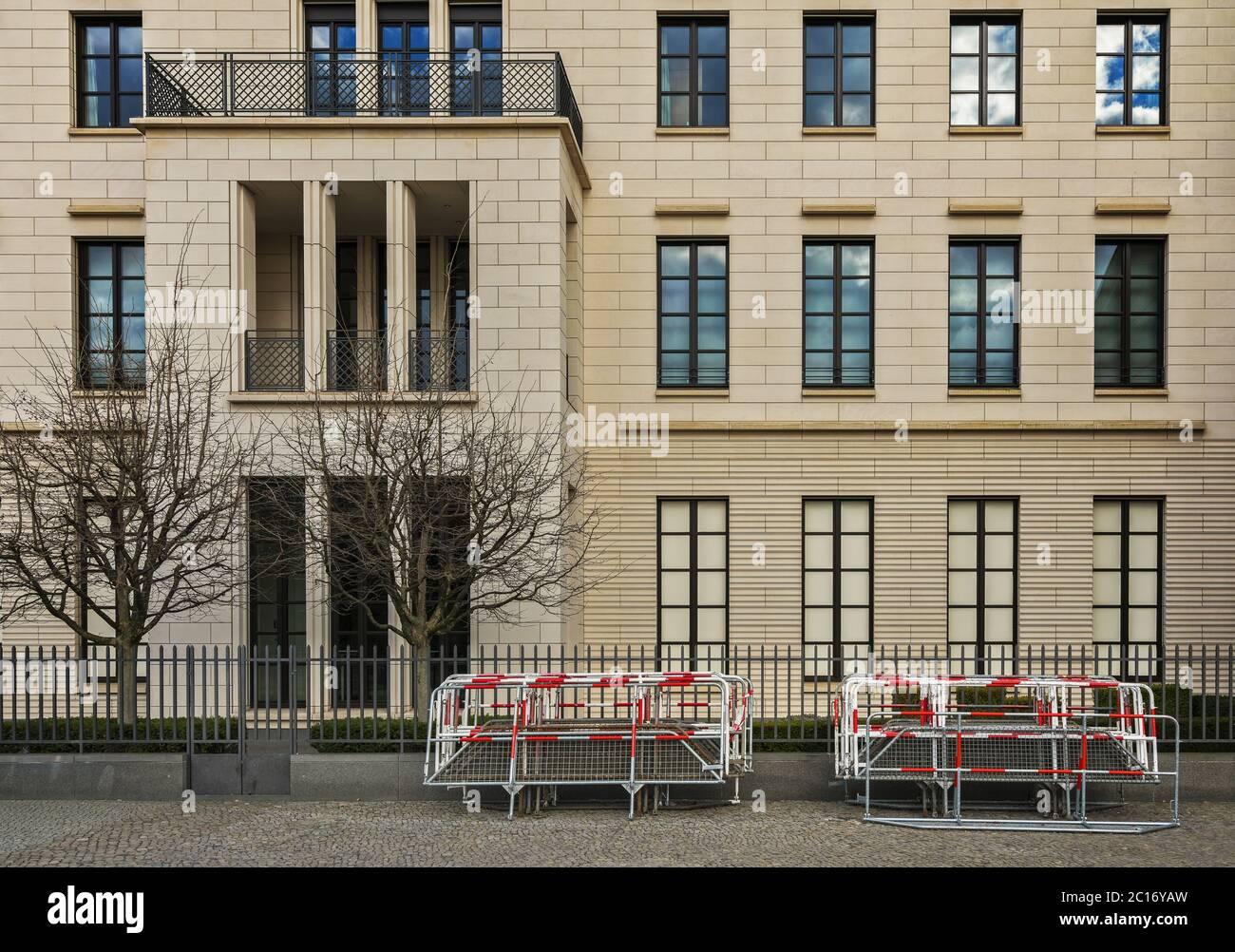 La propriété privée Banque D'Images
