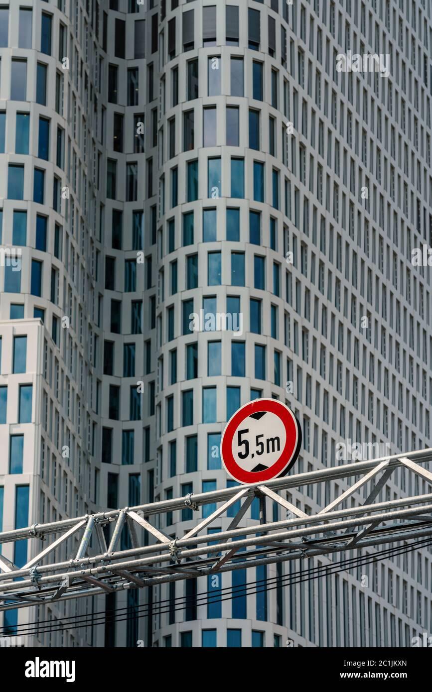 Passage Banque D'Images