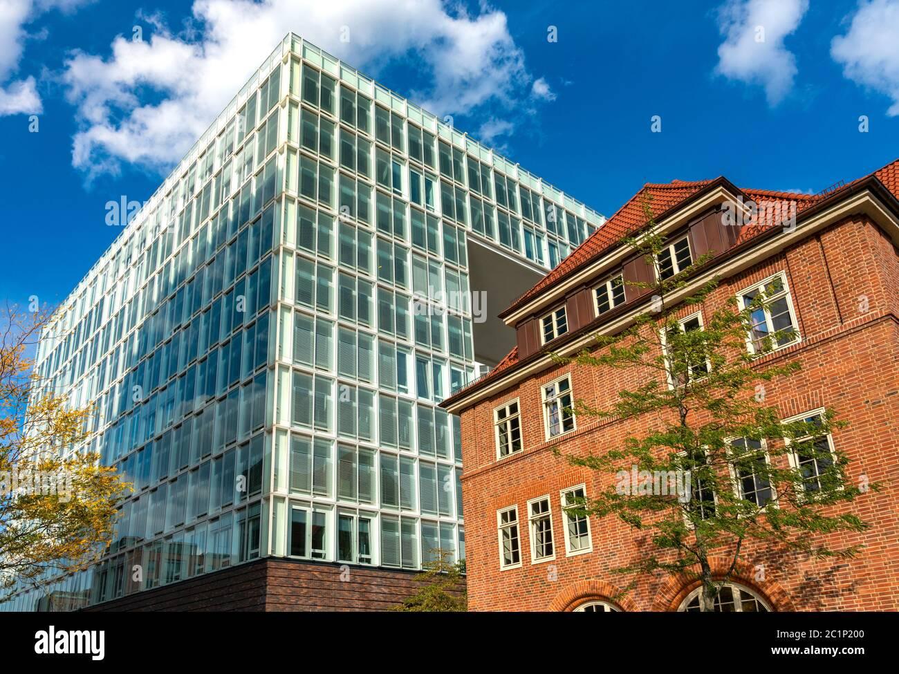 Planification de la ville Banque D'Images