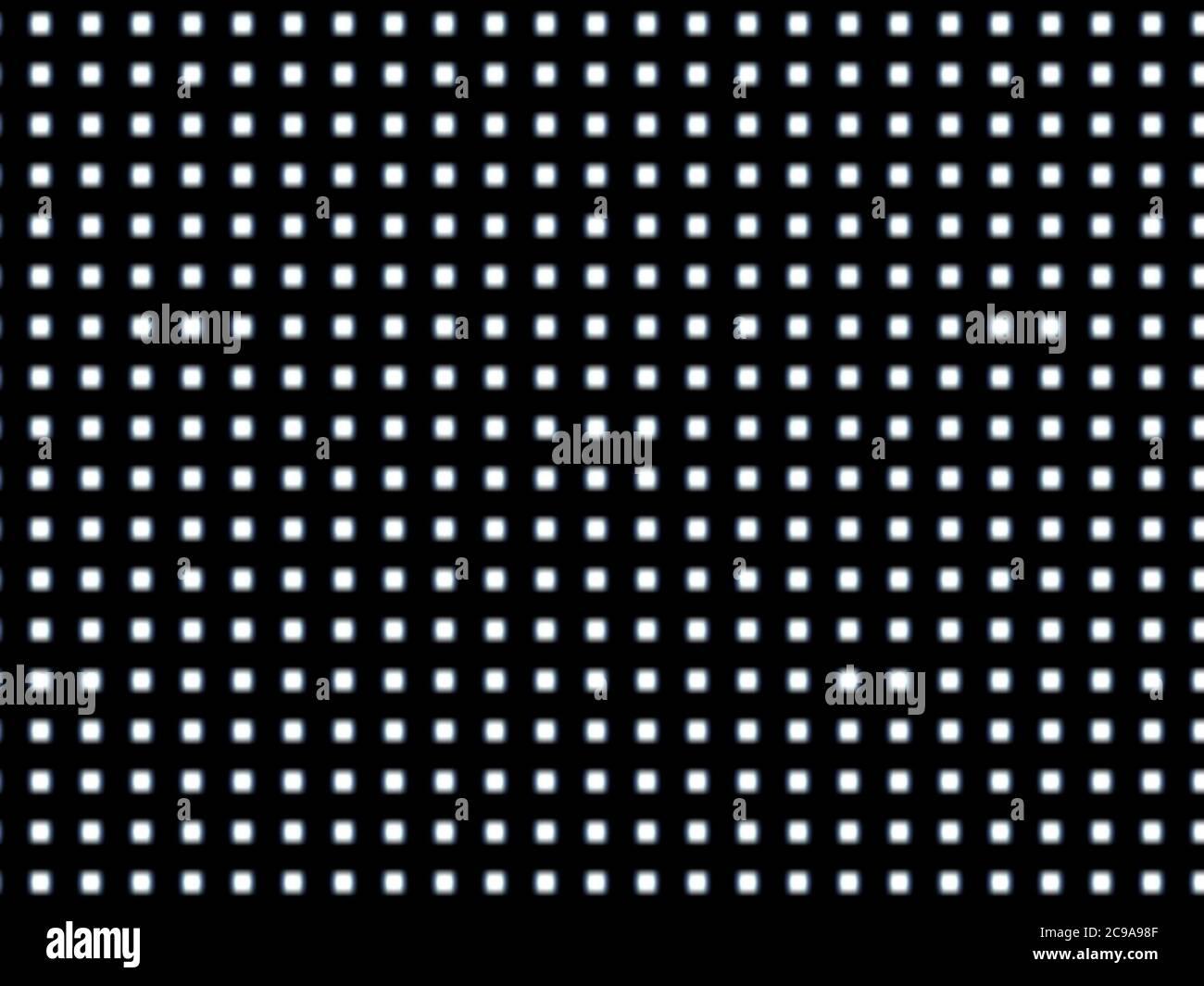 Publicité abstraite, noir et blanc, dégradé dynamique décorative brillant, motif moderne contemporain Banque D'Images