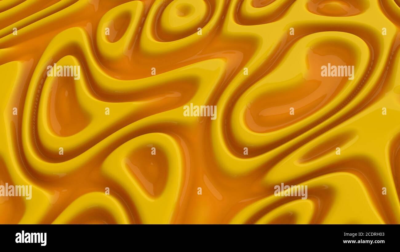 Arrière-plan abstrait et coloré Banque D'Images