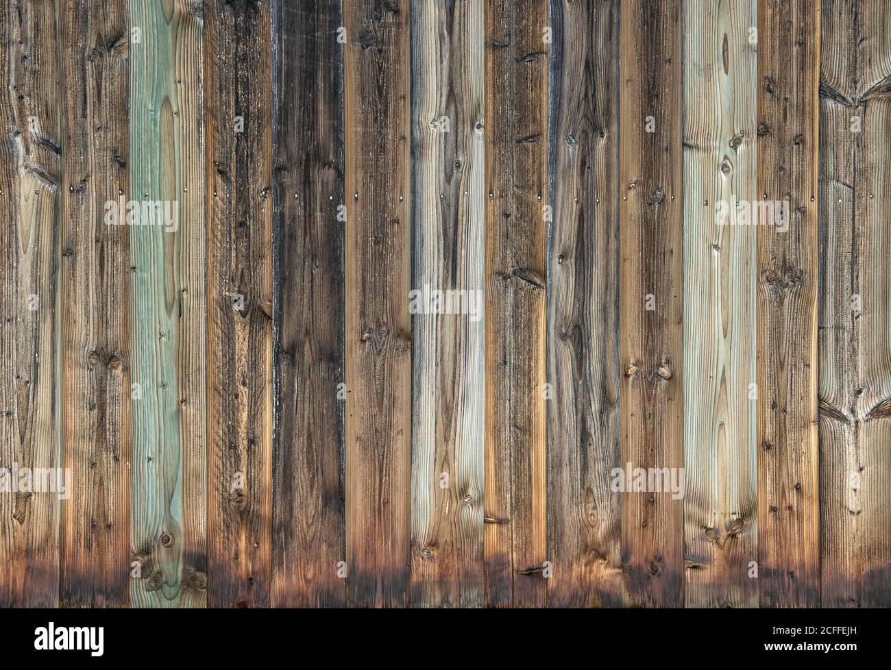 Arrière-plan en bois. Surface rustique abstraite. Texture du papier peint. Papier numérique Banque D'Images