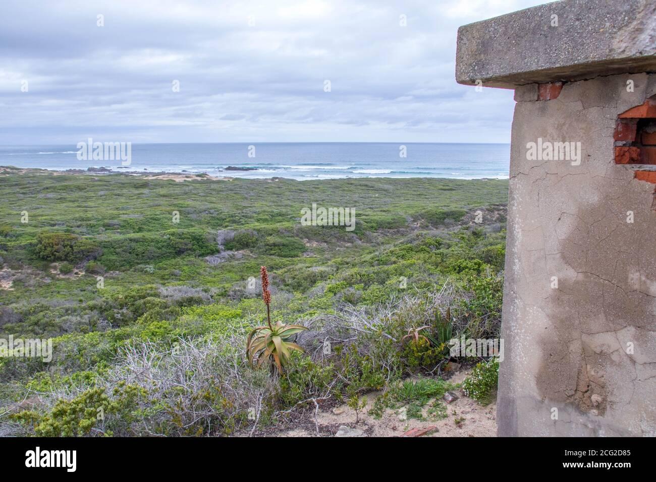 Stations radar et radio-navigation Mur de l/'Atlantique de la Belgique à Fecamp