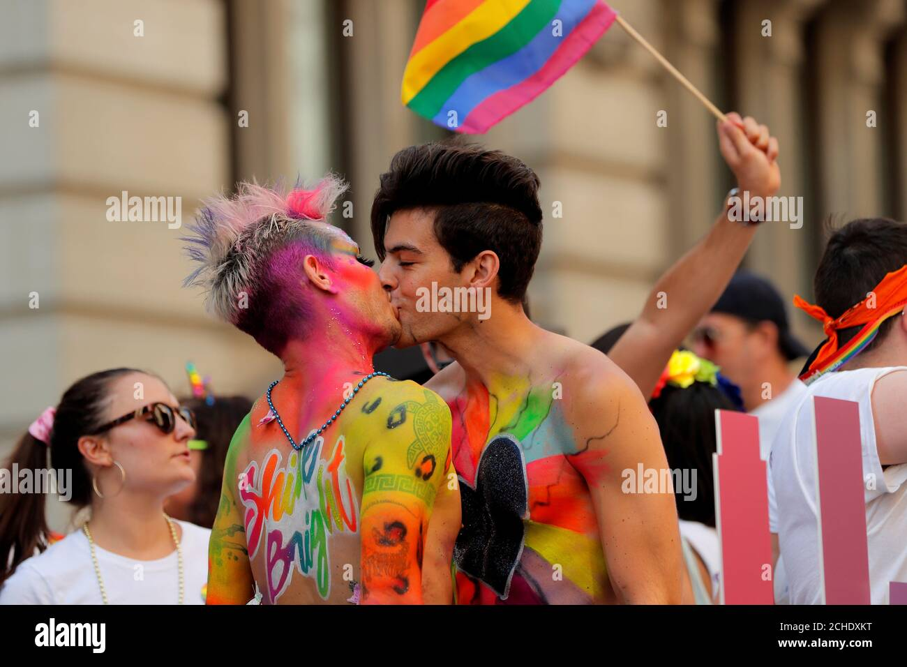 rencontre amoureuse gay parade a Saint Joseph
