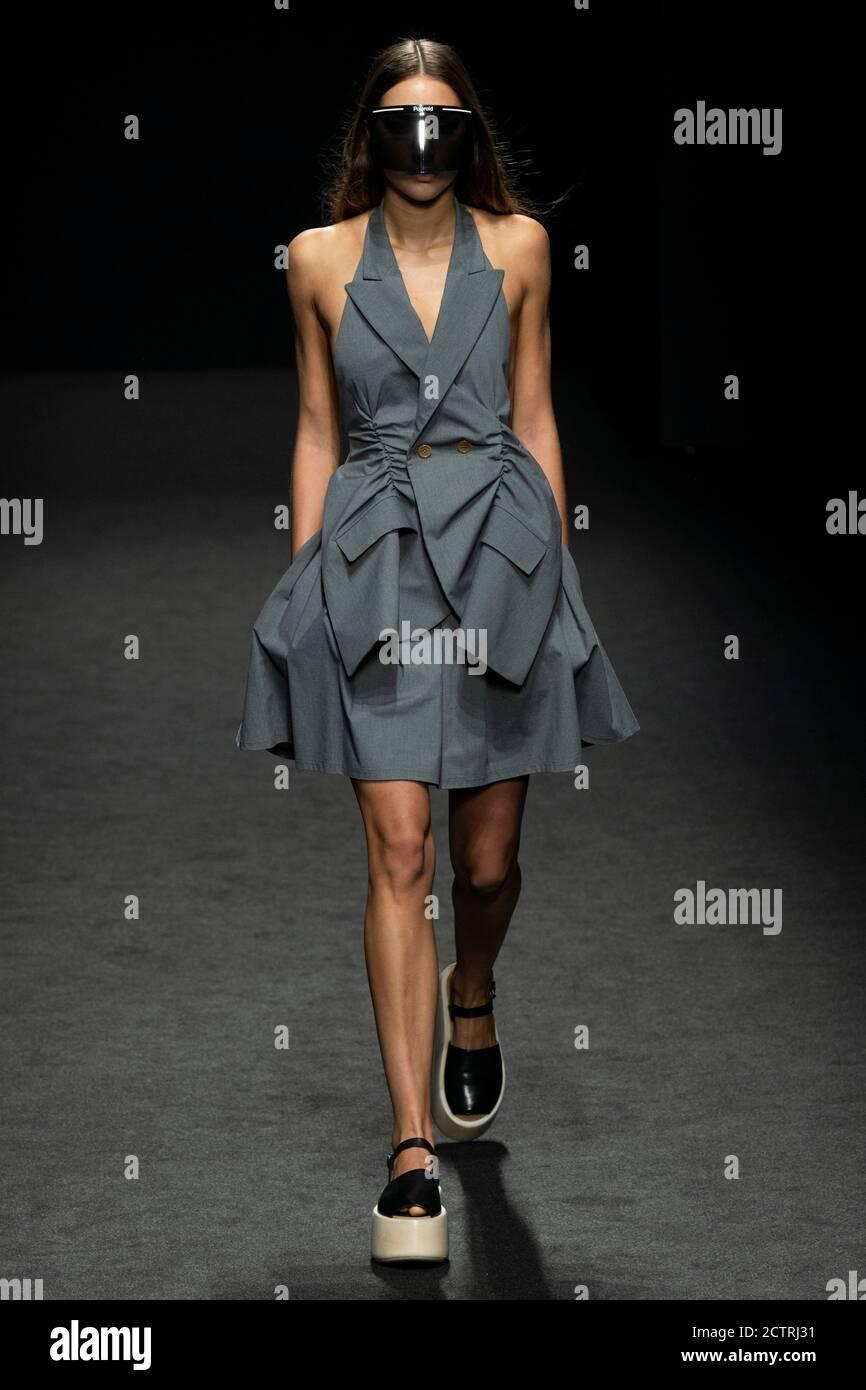 Milan, Italie. 24 septembre 2020. VvåEN Printemps/été 2021 piste pendant la semaine de la mode de Milan septembre 2020 - Milan, Italie 24/09/2020 crédit: dpa/Alay Live News Banque D'Images