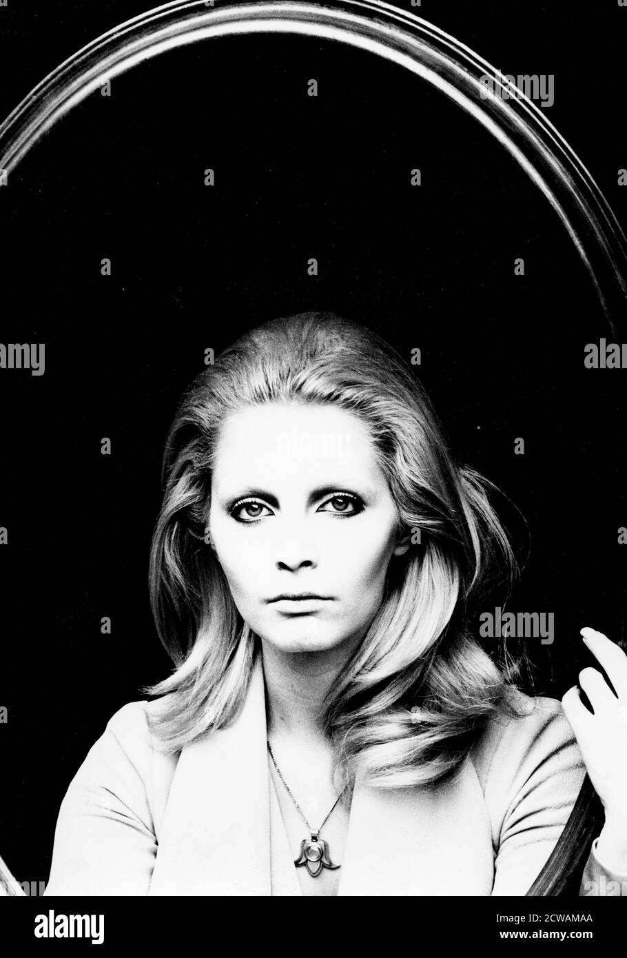 Patty Pravo, 1972 Banque D'Images