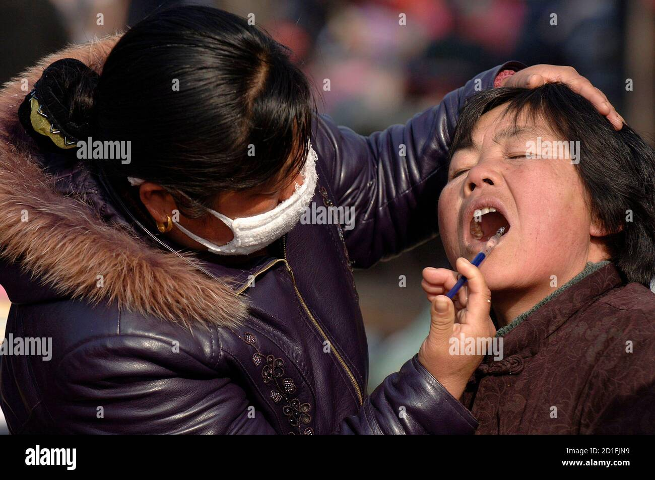 Anaesthetic Injection Banque d'image et photos   Alamy