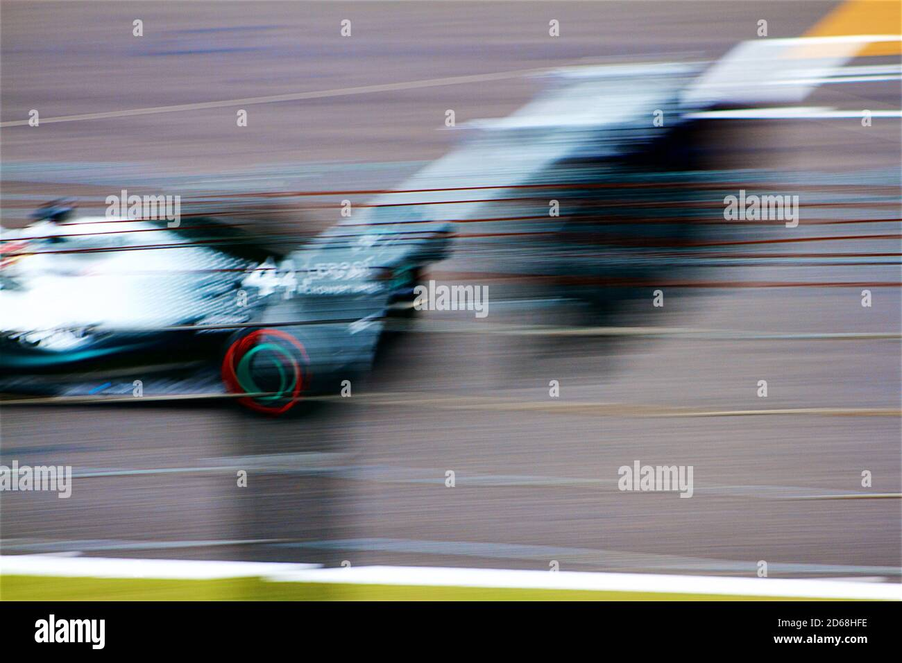F1 Banque D'Images