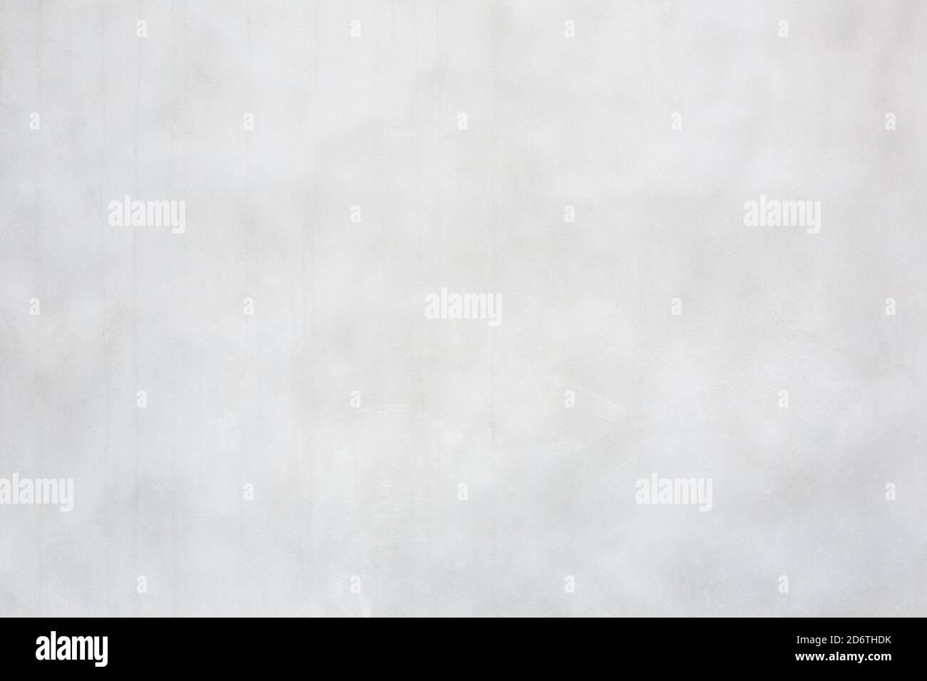 Mur de ciment gris clair, fond de texture en béton Banque D'Images